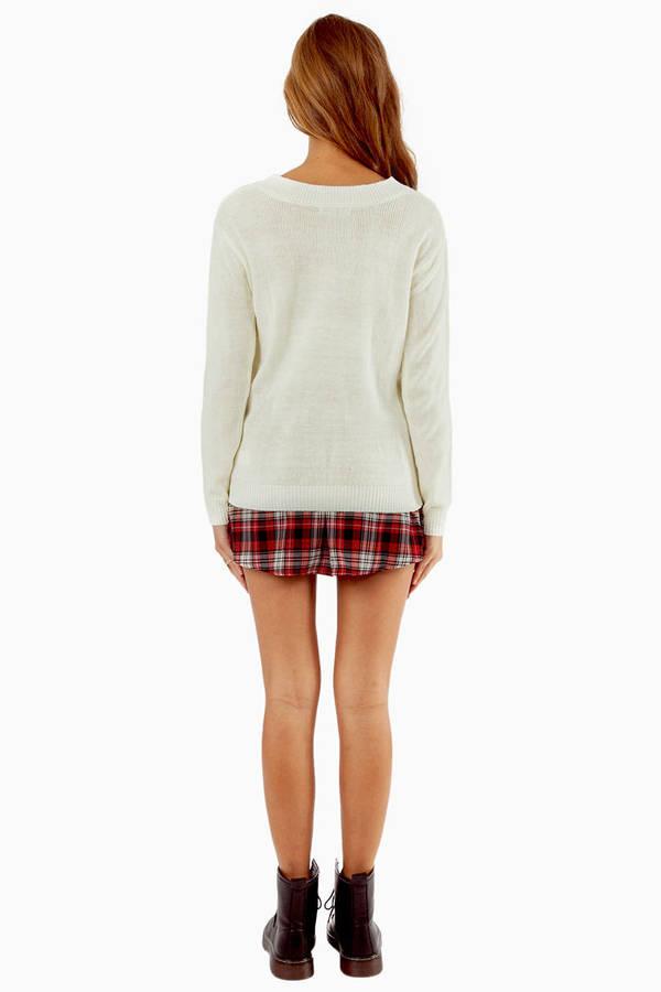 Wear It On Your Heart Sweater