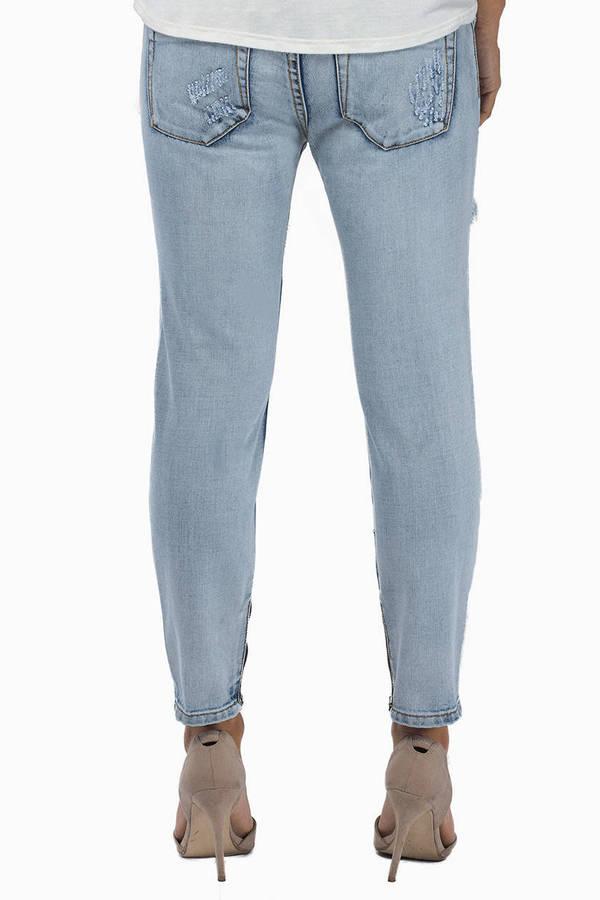 Roxbury Skinny Jeans