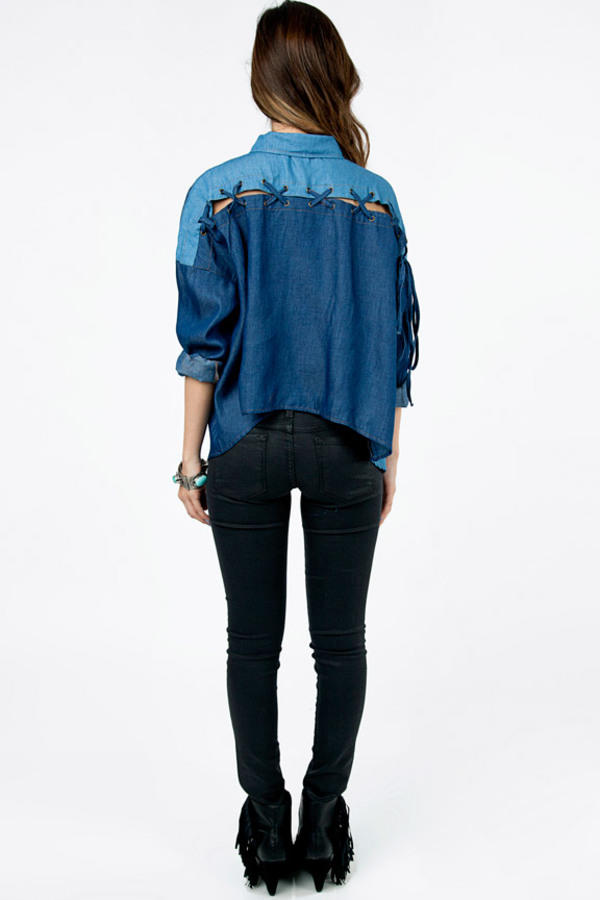Day and Night Denim Shirt