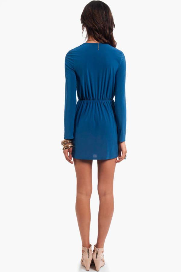 Allison Wrap Dress