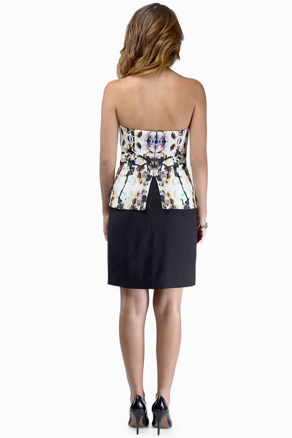 Finders Keepers One Step Ahead Dress
