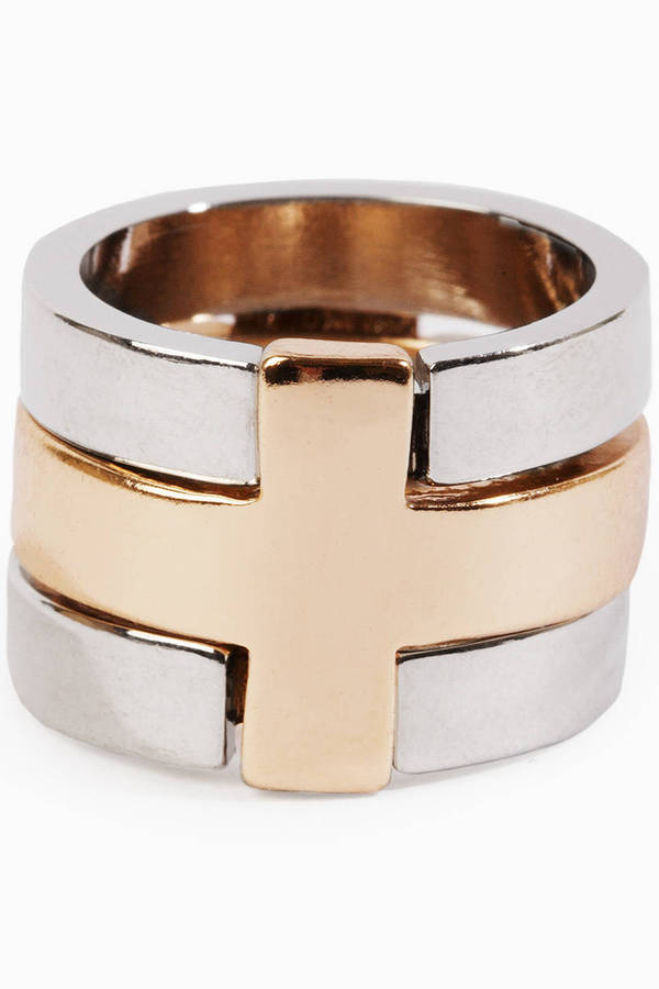 Prayer Puzzle Ring