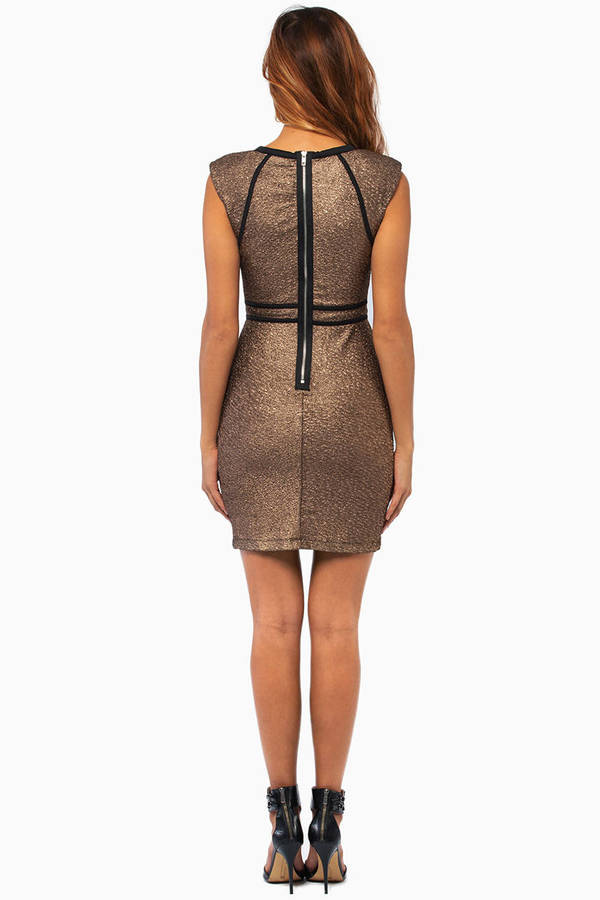 Sienna Bodycon Dress
