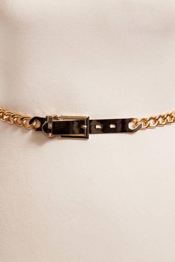 Chain Link Belt