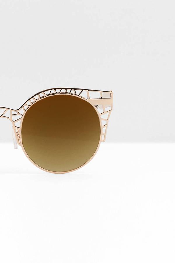QUAY Fleur Sunglasses