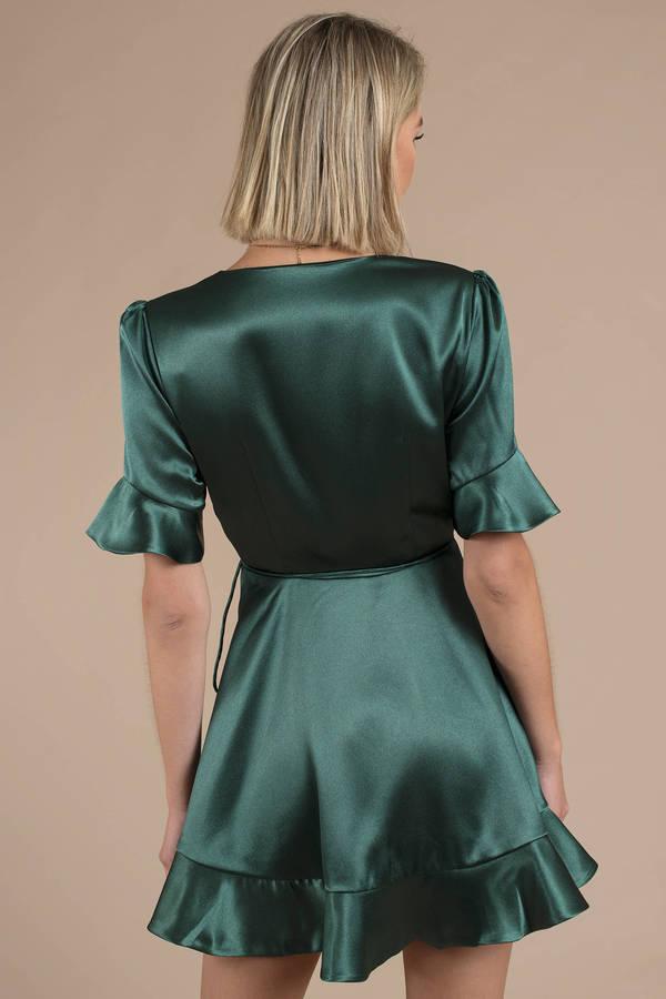 4126cdcd3a6 Songbird Wrap Dress