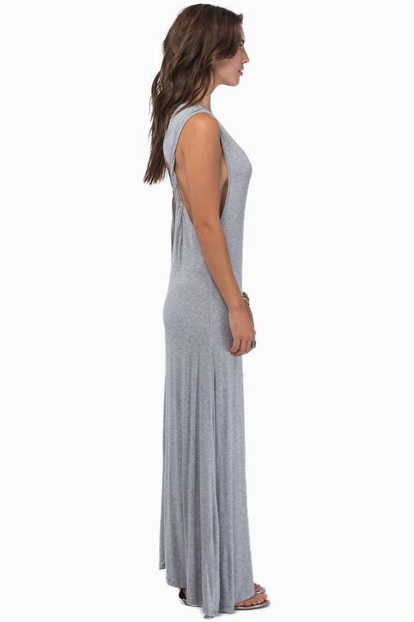 All Twisted Maxi Dress