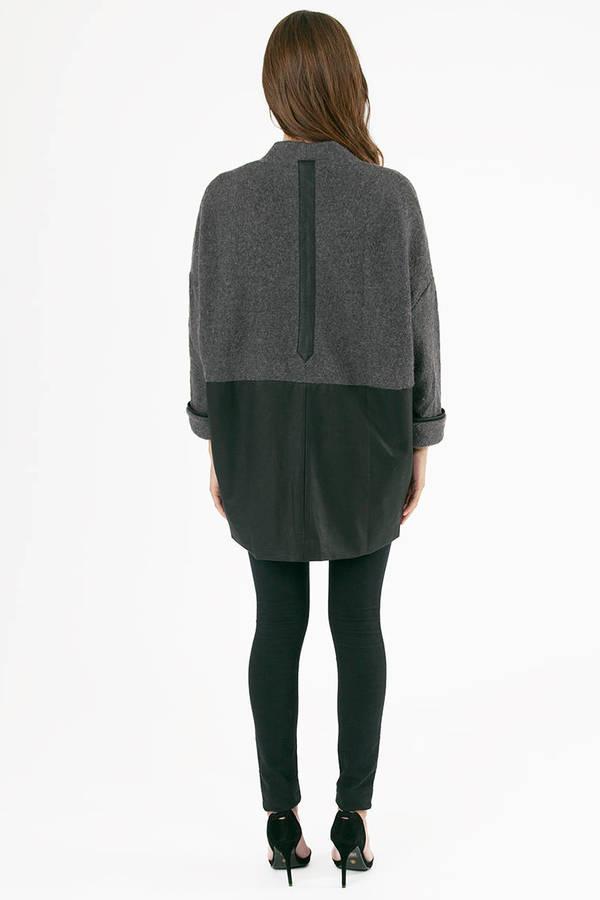 mono B Half-Wit Jacket