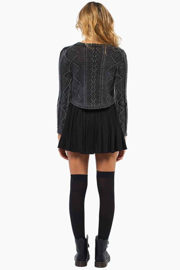 Stay Inside Dreaming Sweater