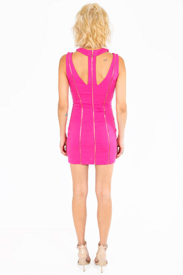 Osiris Cutout Dress
