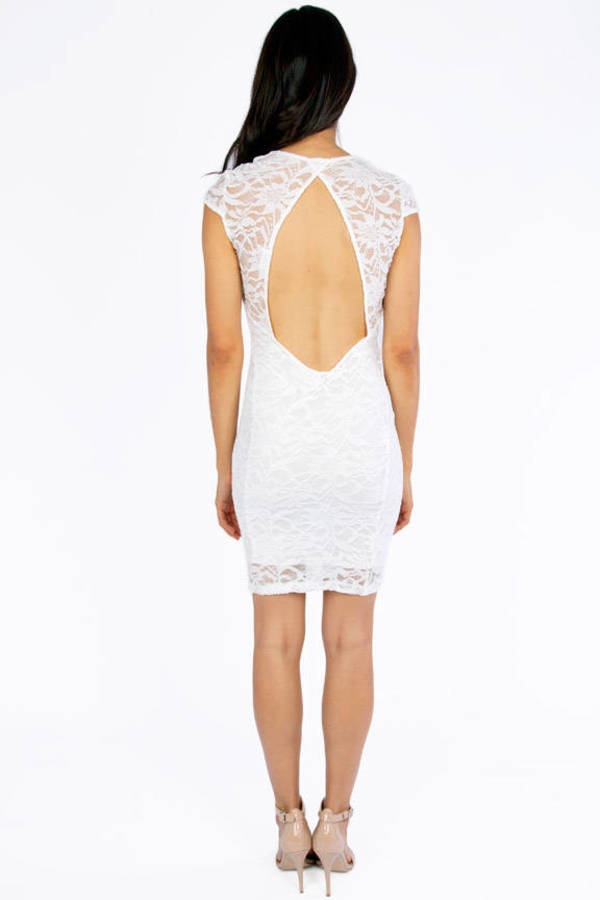 All Lace Everything Dress