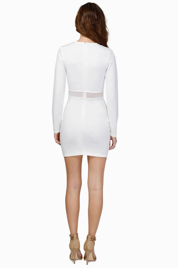 Coy Bodycon Dress