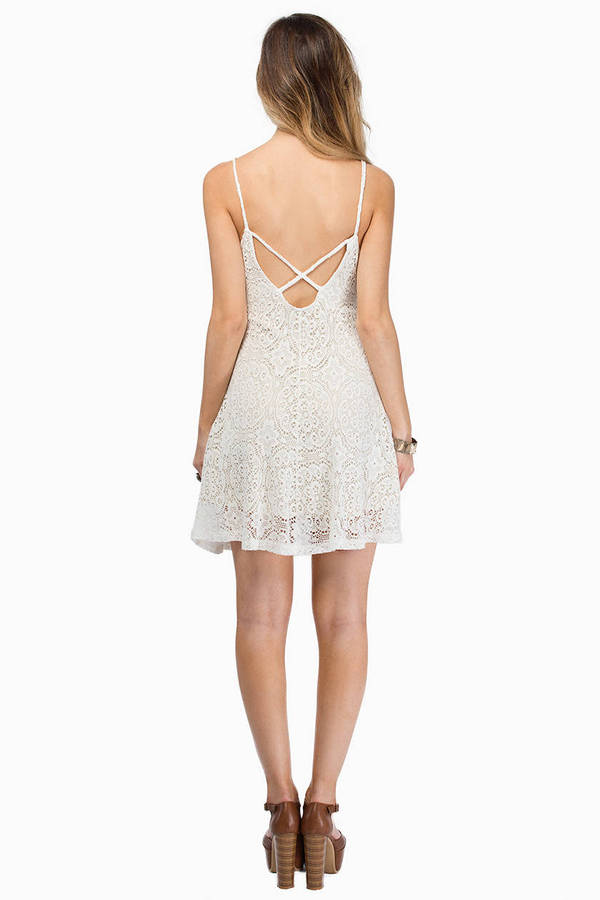 Fairydust Lace Dress