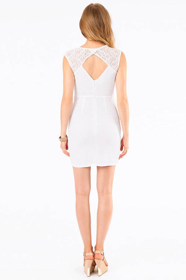 Lacing Grace Dress
