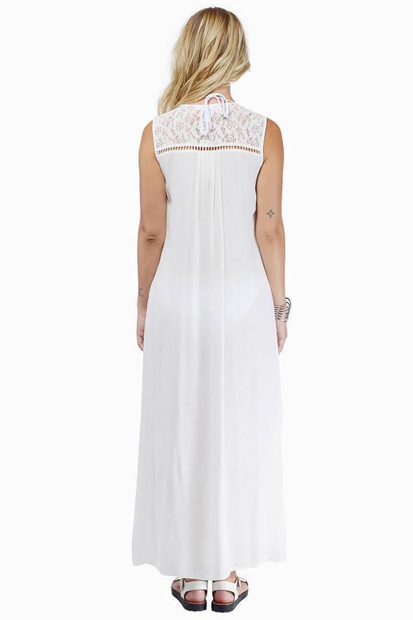 Safe Haven Maxi Dress