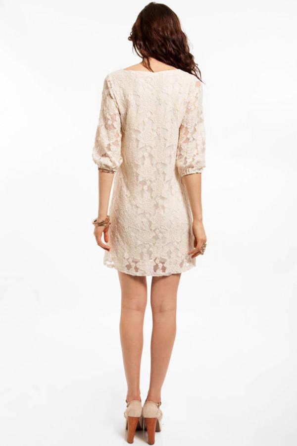 Shirley Lace Dress