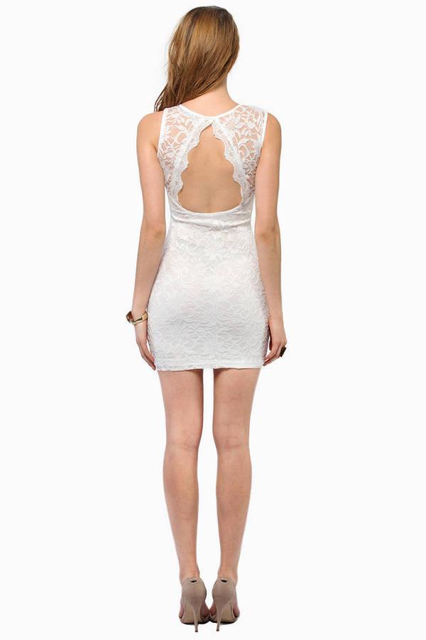 Space Lace Dress