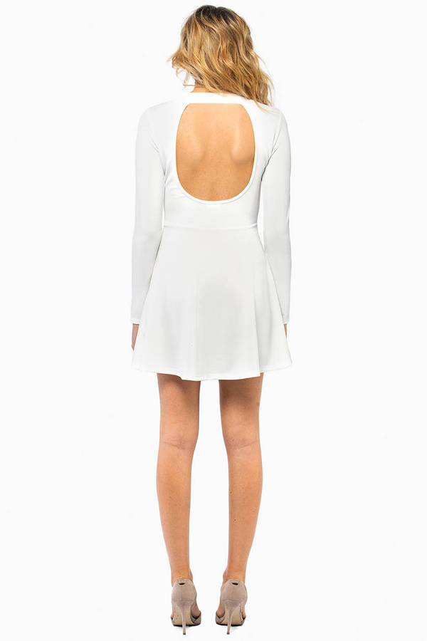 Temptress Skater Dress