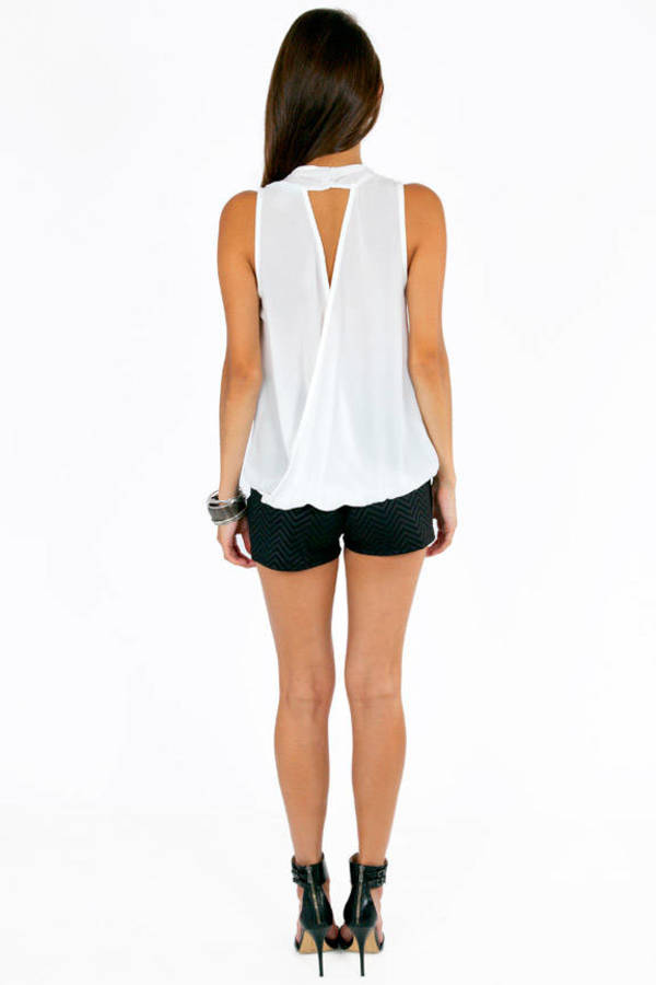 Twist of Fate Tank Top