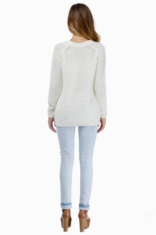 Wishing Well Sweater