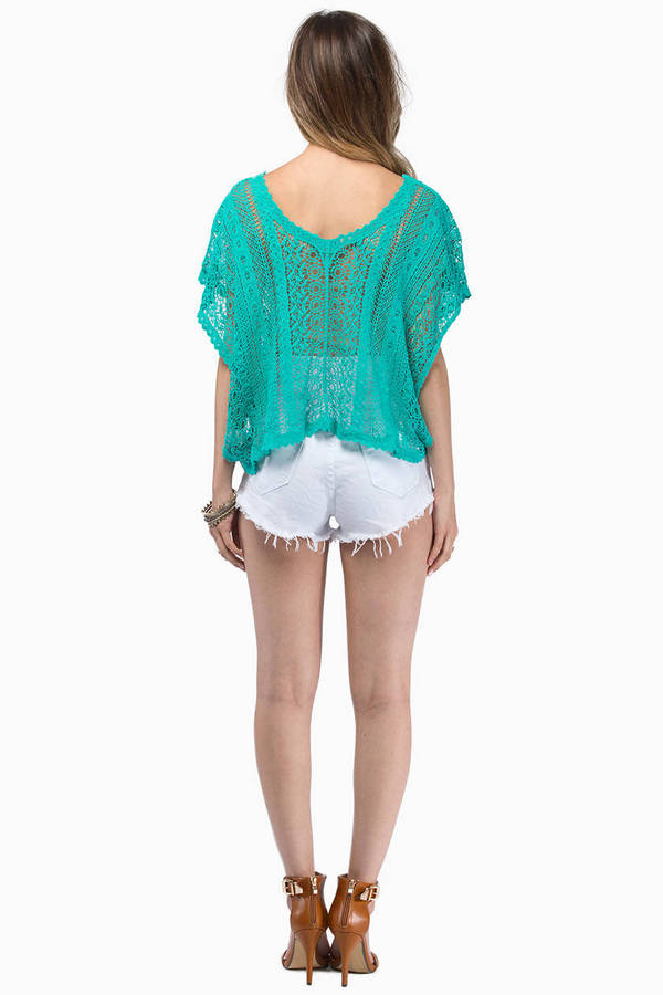 Float And Flutter Top