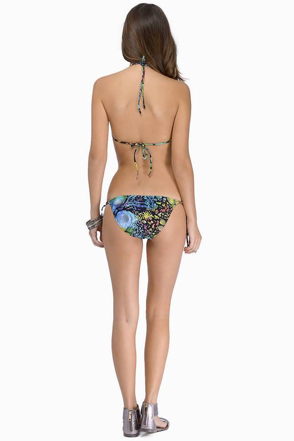 Insight Jupiter Triangle Top Bikini Set