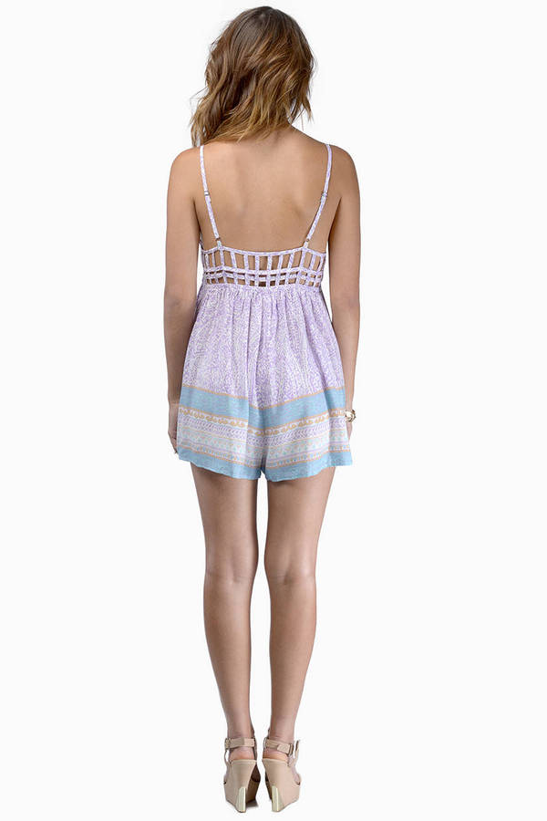 Wild At Heart Romper