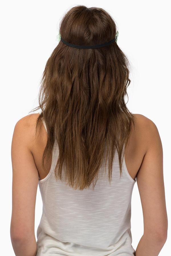 Electric Daisy Headband