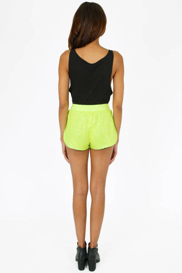 Sparkle Shorts