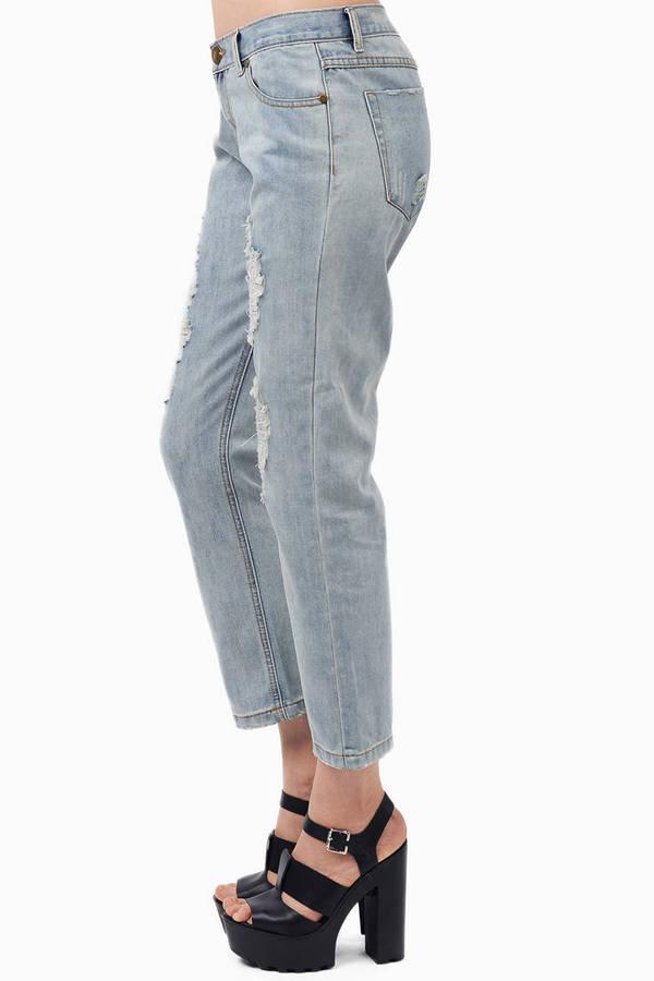Hampton Boyfriend Jeans