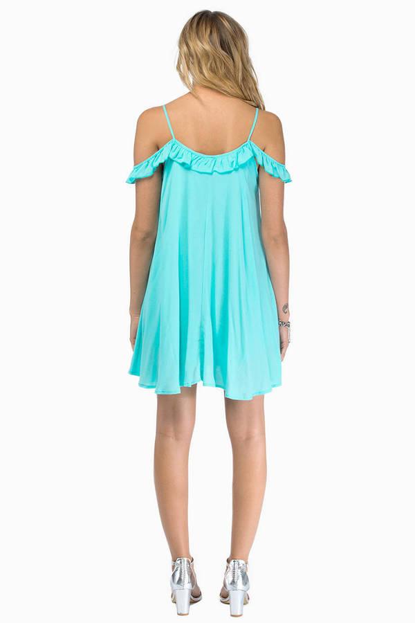 Flutter Away Dress
