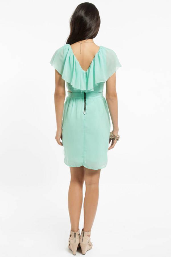 Riley Ruffled Dress