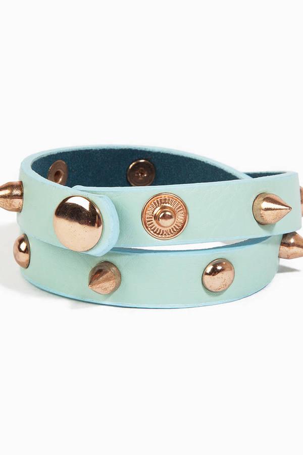 Spike Wrap Bracelet