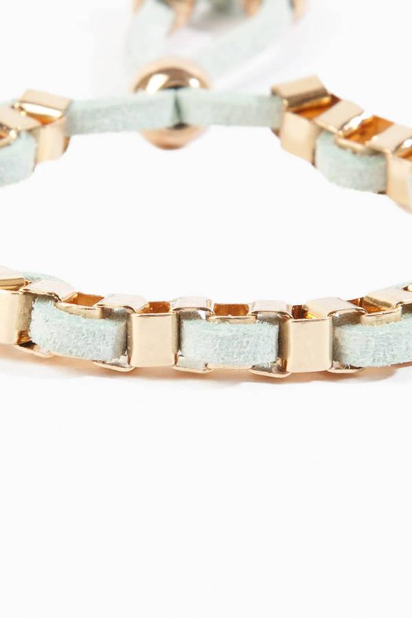 Two-Faced Bracelet