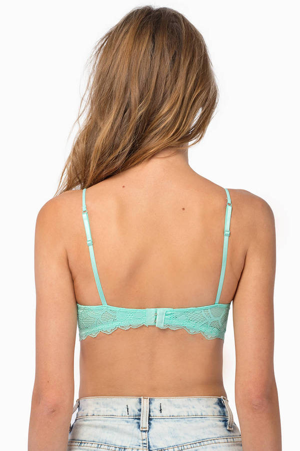 Underneath It All Lace  Bralette