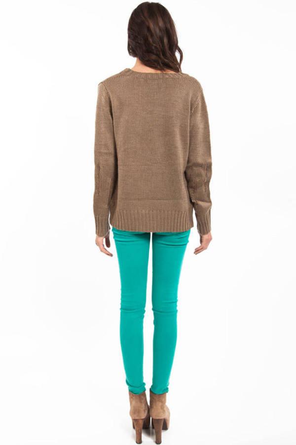 Lauren Hobo Sweater