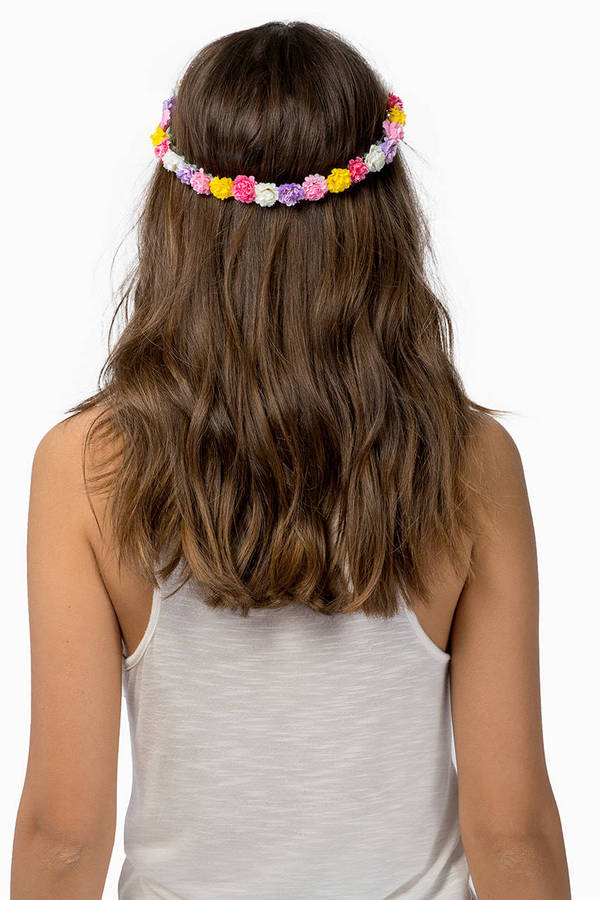 Blossoming Floral Crown