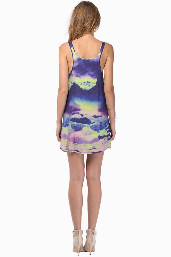 somedays lovin Electric Volcano Dress
