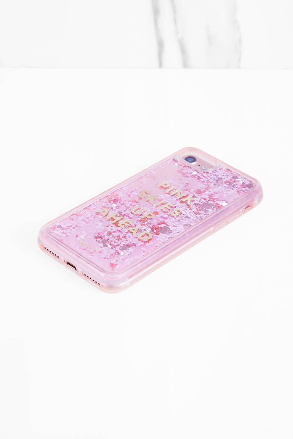 Ban.Do Pink Skies Up Ahead I Phone Case by Tobi