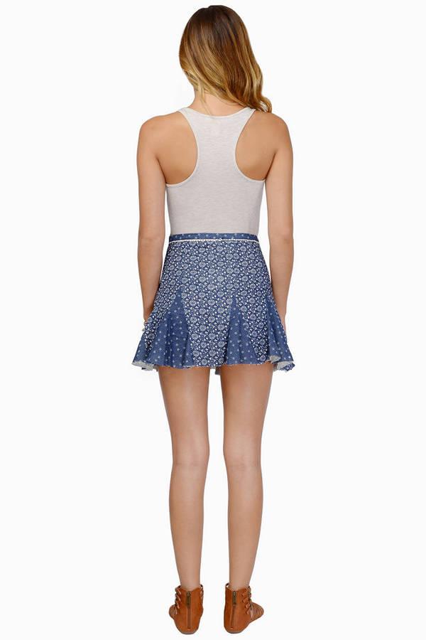 Drifting Away Skirt