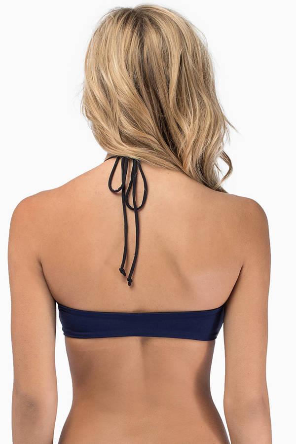 Tavik Swimwear Emily V Wire Bandeau Top