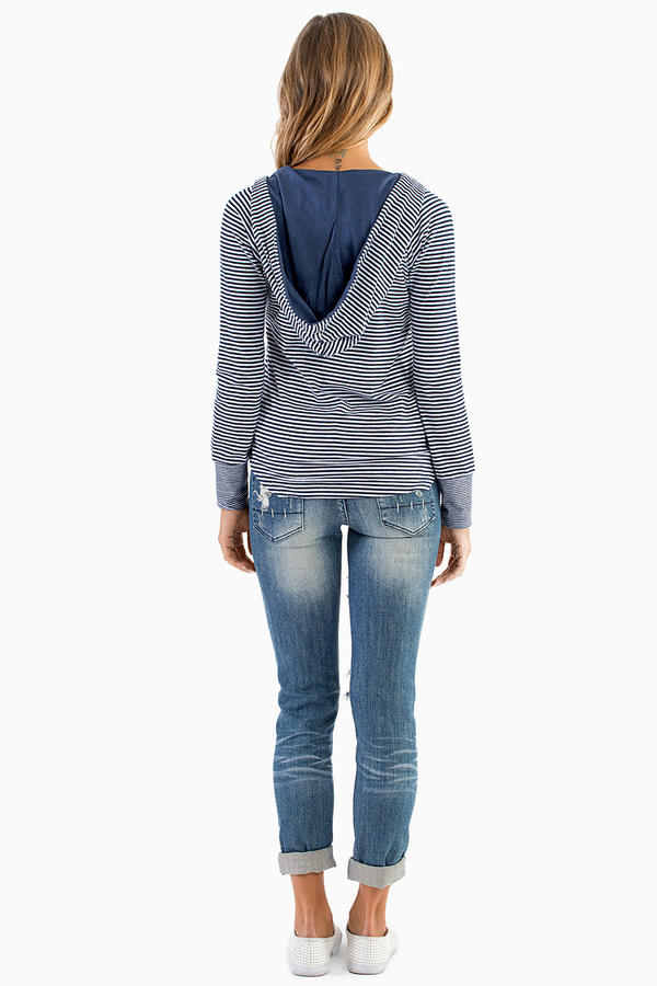 Fair Striped Sweater