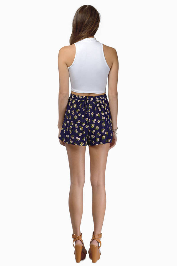 Kimmy Floral Shorts