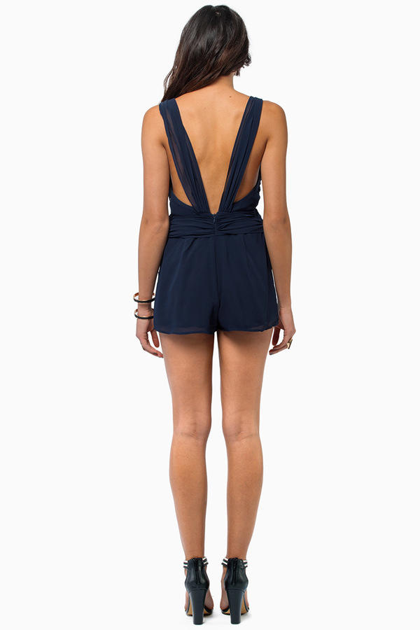 Keepsake It's Not Over Playsuit
