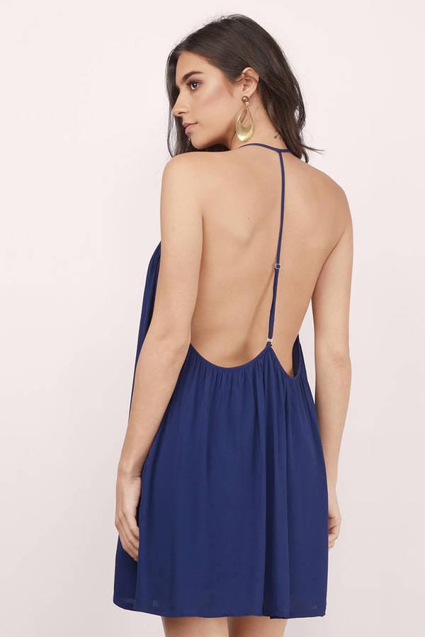 Cute Chartreuse Dress - V Neck Dress - Peach Swing Dress - Shift ...