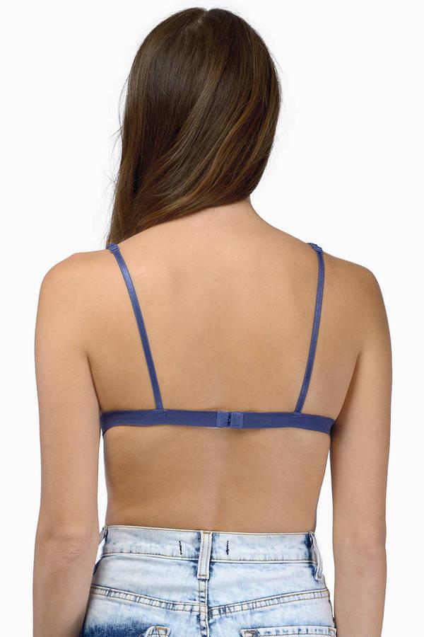 Tori's Secret Lace Bralette
