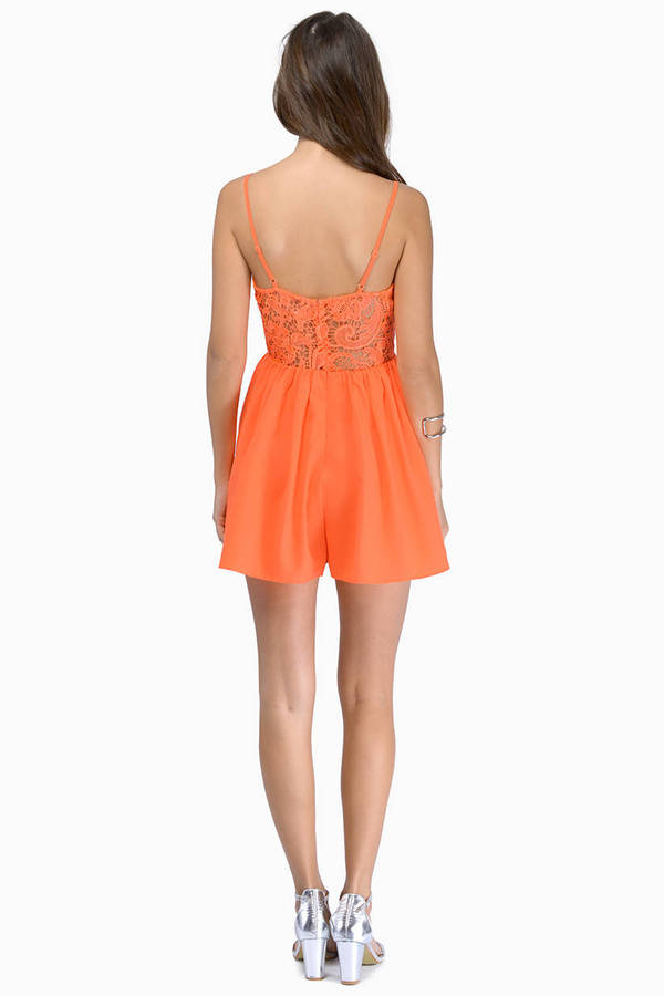Sweet On You Romper