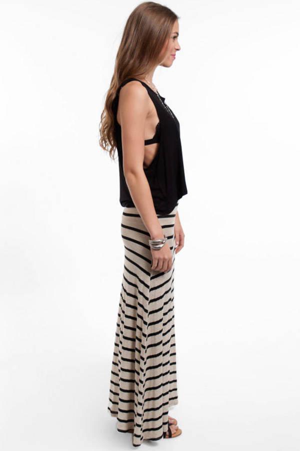 Kimily Maxi Skirt