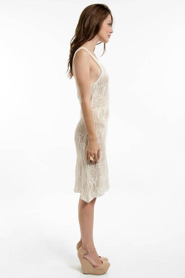 Double Zero Angie Knit Tank Dress