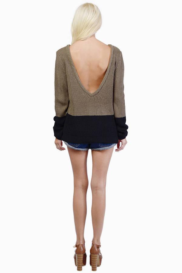 Forever Fallen Sweater
